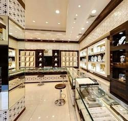 Jewellery Shops Interiors In India