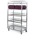 Plate Storage Trolley