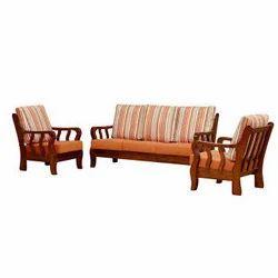 Wooden Sofa Set In Pune वुडन सोफा सेट पुणे Maharashtra