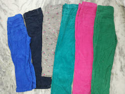 Lupilu Colored Coudry Pants for Kids