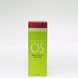 Os Fruit Face Wash 100 ml