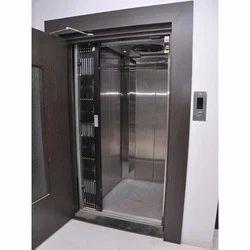SS Auto Lift Cabin