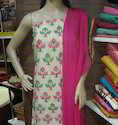 Exclusive Cross Stitched Salwar