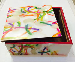 Holi Colour Partition Box