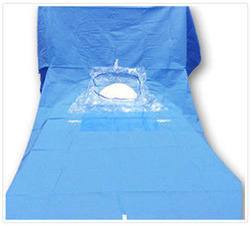 Surgical Cesarean Drape