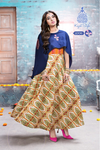 Kajal Style Kurti Fashion Season 2