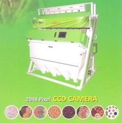 Boiled Rice Color Sorter