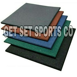 Rubberized Gym Floor Mats