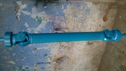 Blue Cardan Shaft