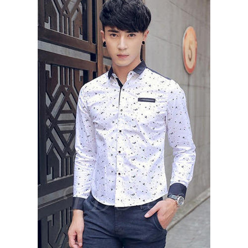 b46849aa3de Mens Stylish Party Wear Shirt at Rs 180  piece