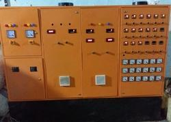 Extruder Panel with VFD Drive 75HP