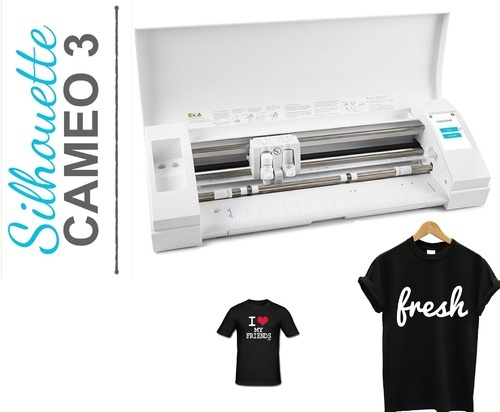 silhouette cameo 3 plotter at rs 18000 /piece | cutting plotter | id