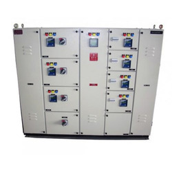Three Phase Electric Distribution Panels, Ip Rating: Ip44