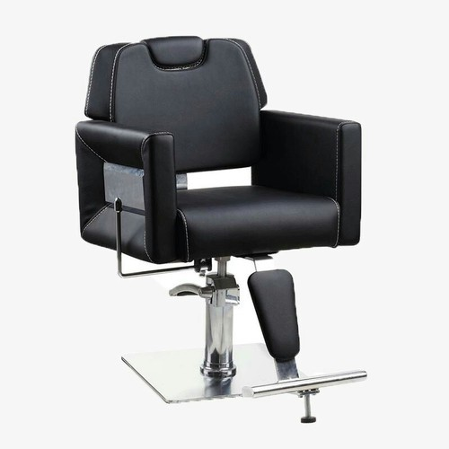 Salon Chairs 8168 Black Salon Chair Manufacturer From