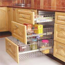 Modular Kitchen Racks Manufacturer from Virar