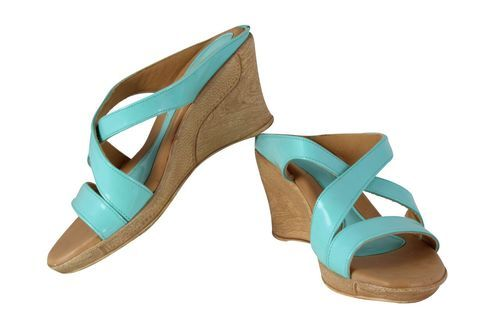 a427328a6 Women Blue Ladies Wedges