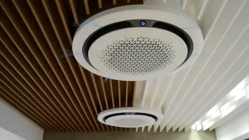 Ductable And Cassette Ac Samsung Ceiling Cassette Ac