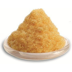 Golden Yellow Ion Exchange Resin, Pack Size: 50 Liter, For Remove Hardness
