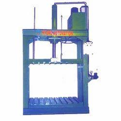 Close Frame Hydraulic Press