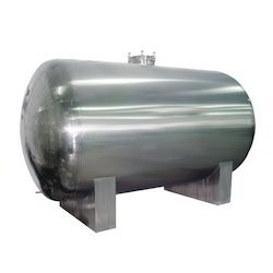 Stainless Steel Oil Storage Tank