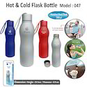 500 ml Stainless Steel Hot & Cold Flask Bottle
