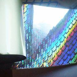 Holographic Alu Foil