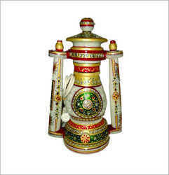 Antique Gift Art Marble Lantern