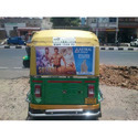 Vinyl Auto Back Advertising Service, In Pan India, Mode Of Advertising: Offline