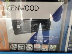 Kenwood Mp3 Pendrive Car System