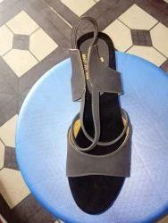 Black Designer Heels