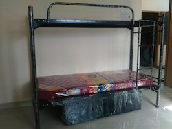 Hostel Cot With Storage