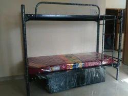 Hostel Cot With Storage