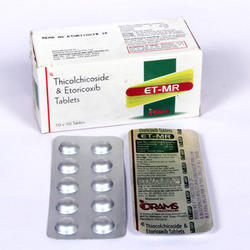 Thicolchicoside & Etoricoxib Tablets