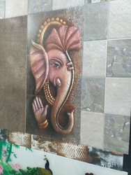 Shree Ganesh Print Tile