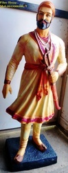 FRP Chhatrapati Shivaji Maharaj Statue