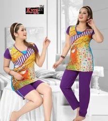 Capri Full Boxer Ladies Night Dress e1937d9b0