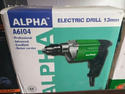 Alpha Electric Drill