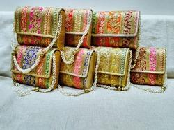 Stylish Fancy Bridal Clutches