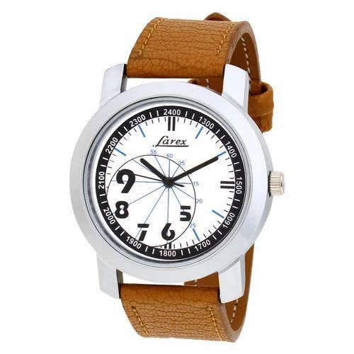 Mens Strap Watch