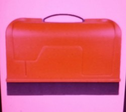 Sewing Machine Plastic Cover