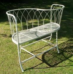 Wrought Iron Garden Benches Suppliers Manufacturers
