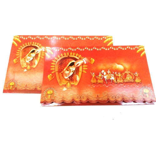 Bengali Marriage Card