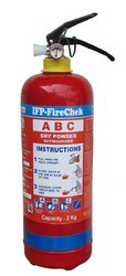 ABC 2KG Extinguisher