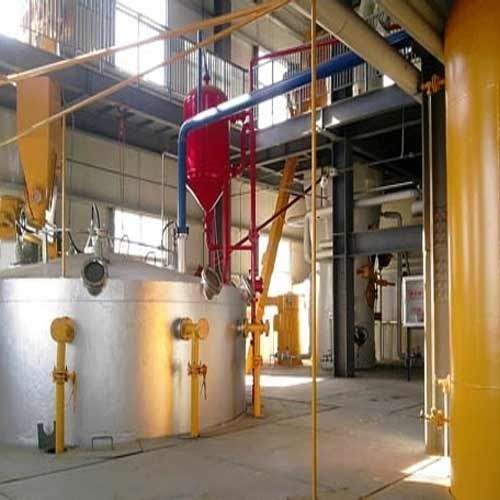 Soya Bean Seed Solvent Extraction Plant