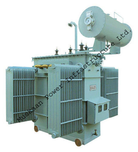 Three Phase Oil Filled Auto Transformer