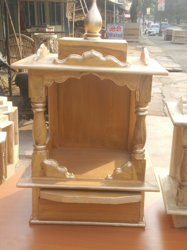 Mandir Wala, Bhopal - Manufacturer of Wooden Temples and Small Temples