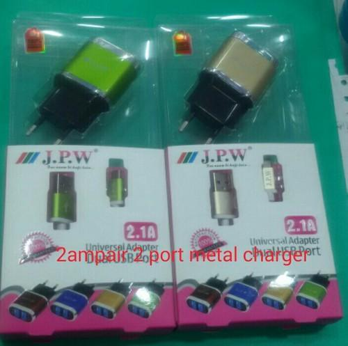 2.1amp Fast Metal Charger