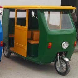Solar Auto Rickshaw