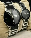 Round Couple Watches