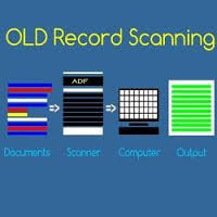 Old Record Scanning